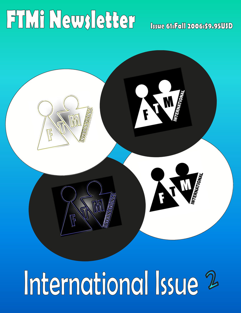 Download the full-sized PDF of Transgender Community News (November 2003)