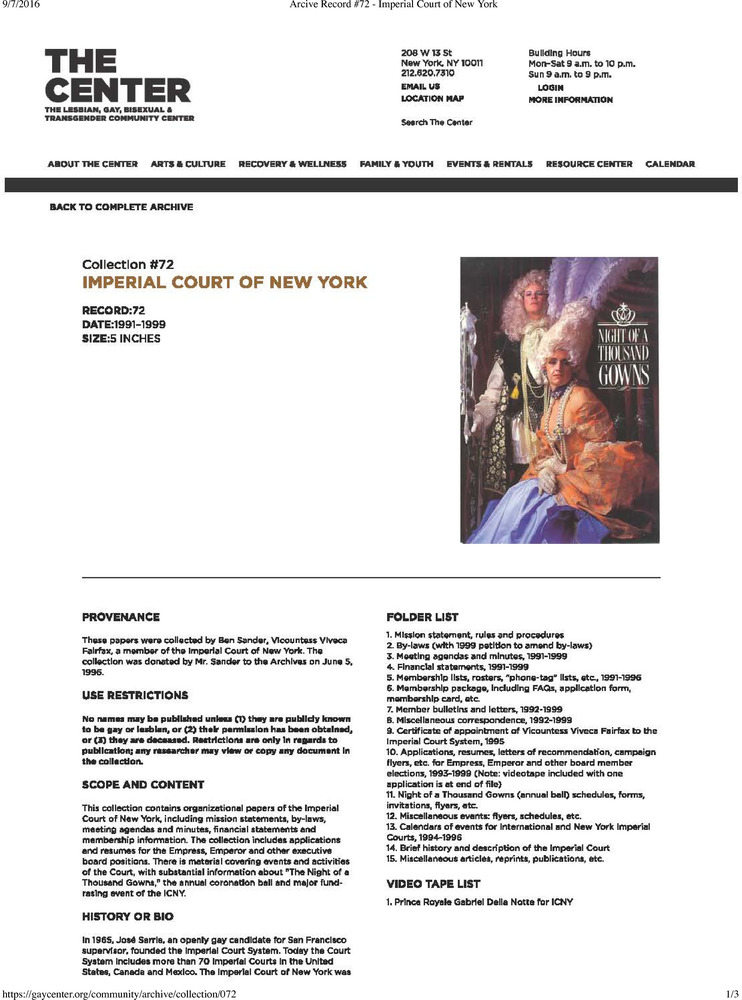 Download the full-sized PDF of Imperial Court of New York