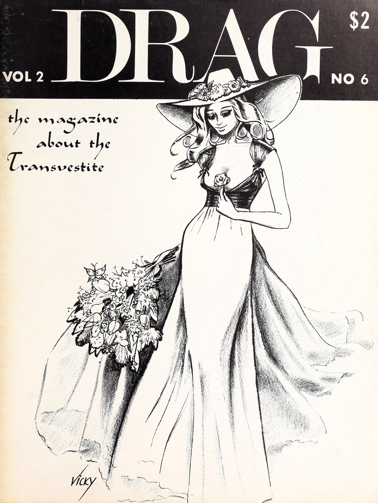 Download the full-sized image of Drag Vol. 2 No. 6 (1972)