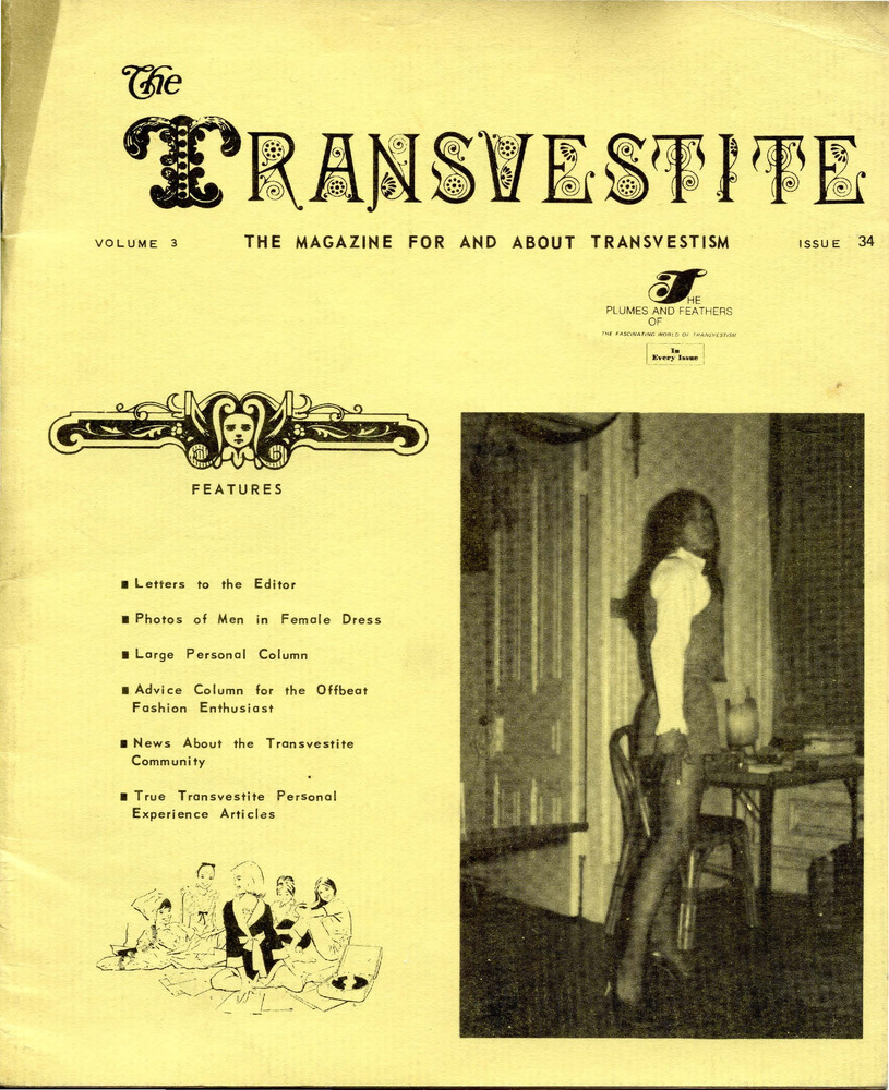 Download the full-sized PDF of The Transvestite Magazine: Vol. 3 No. 34