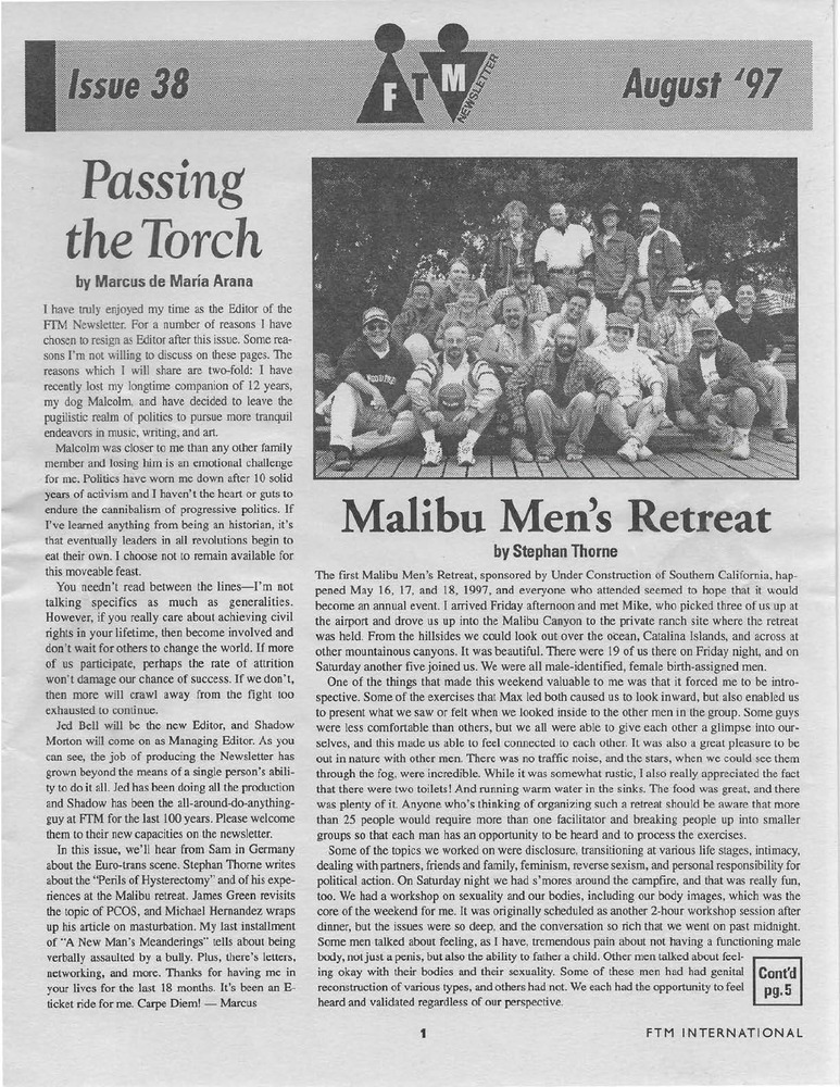 Download the full-sized PDF of Cross-Talk: The Transgender Community News & Information Monthly, No. 82 (August, 1996)