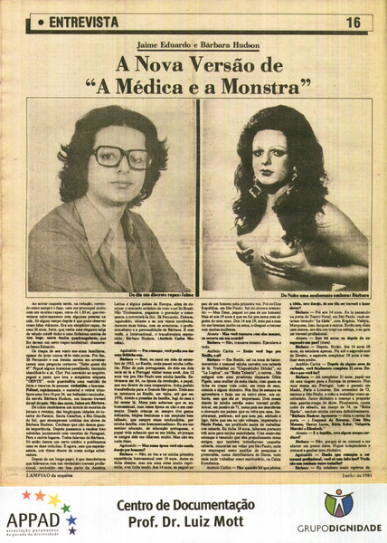 "Download the full-sized image of A Nova Versão de ""A Médica e a Monstra"""