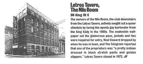 Download the full-sized image of Letros Tavern, The Nile Room