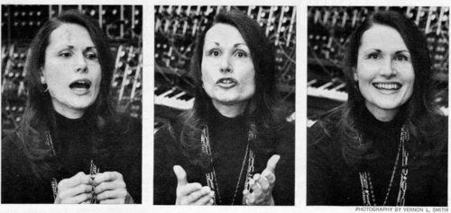 Download the full-sized image of Three Still Images of Wendy Carlos