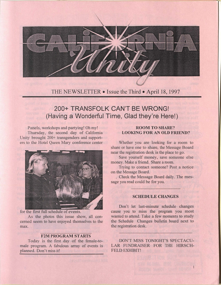 Download the full-sized PDF of California Unity (April 16-18, 1997)
