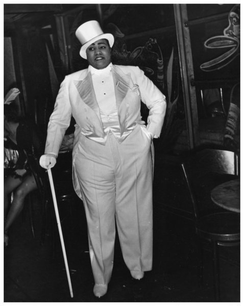 Download the full-sized image of Portrait of Gladys Bentley (2)