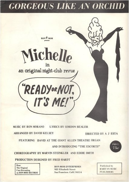 "Download the full-sized image of Michelle ""Ready of Not, It's Me!"" Program"