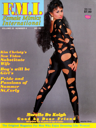 Edwin recommend best of vintage shemale magazines 1987