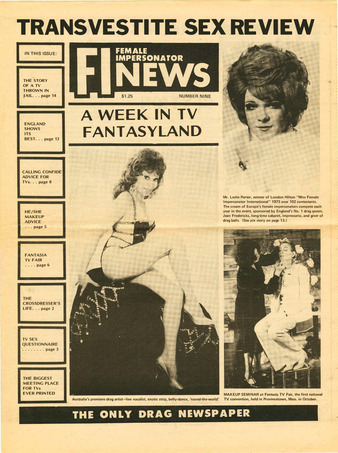 Download the full-sized PDF of Female Impersonator News No. 9