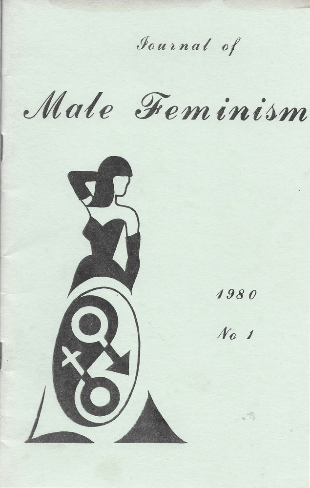 Download the full-sized PDF of Journal of Male Feminism No. 1 (1980)