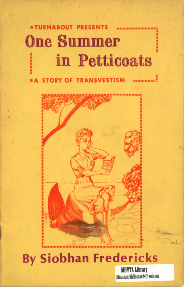 Download the full-sized PDF of One Summer in Petticoats: A Story of Transvestism