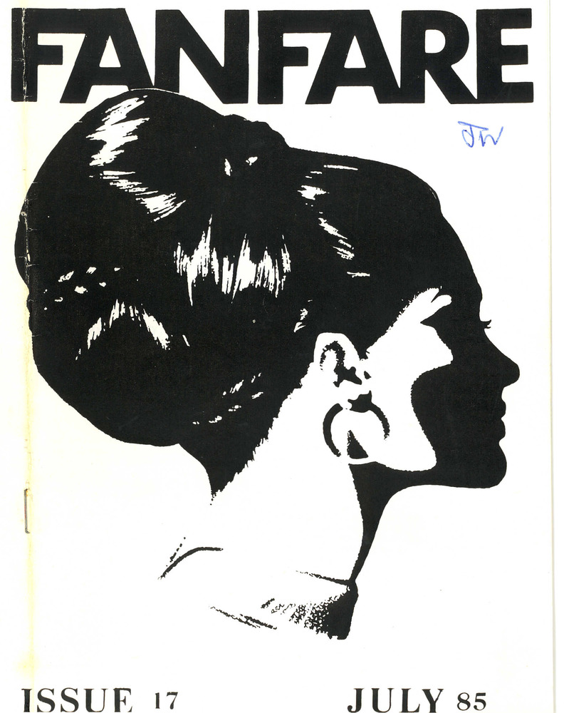 Download the full-sized PDF of Fanfare Magazine No. 17 (July 1985)
