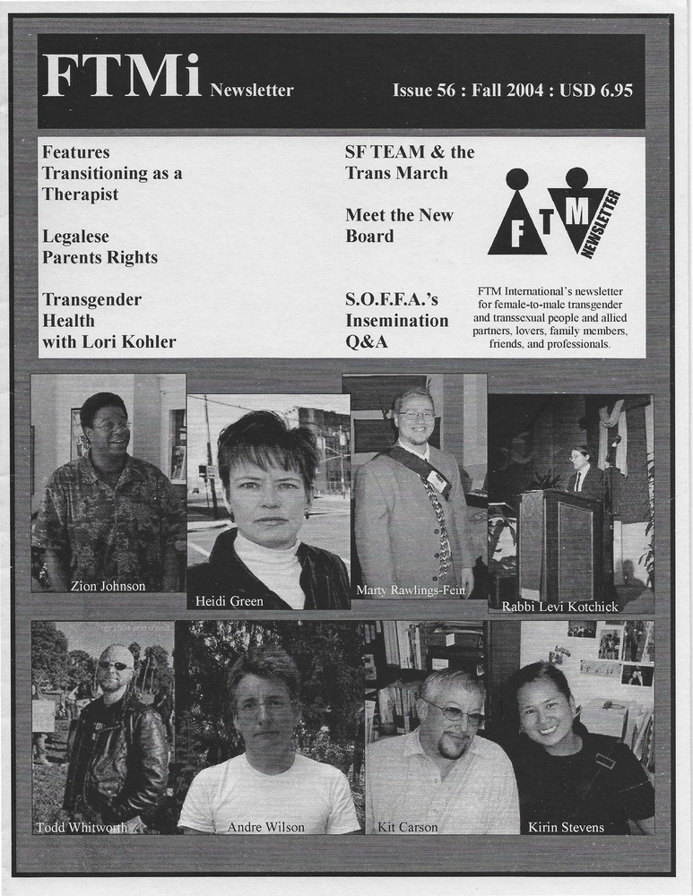 Download the full-sized PDF of The Transsexual's Survival Guide II
