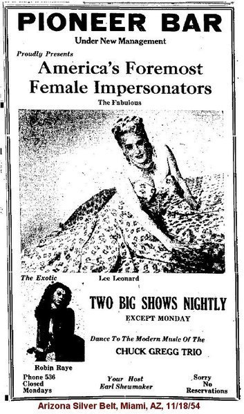 Download the full-sized image of America's Foremost Female Impersonators
