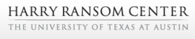 Harry Ransom Center, The University of Texas at Austin