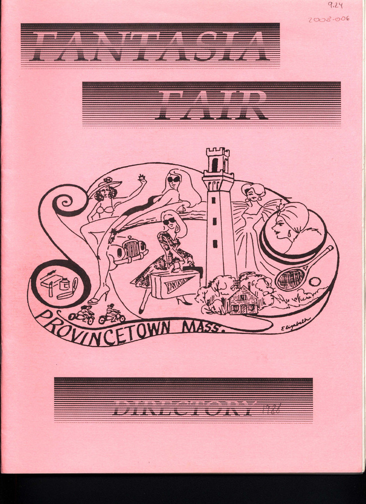 Download the full-sized PDF of Fantasia Fair Directory (Oct. 13 - 23, 1988)