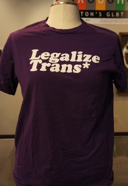 Download the full-sized image of Legalize Trans*