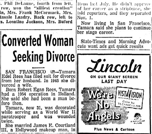 Download the full-sized image of Converted Woman Seeking Divorce