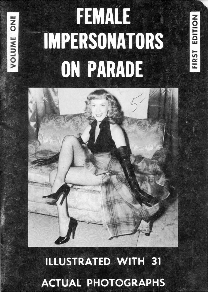 Download the full-sized PDF of Female Impersonators on Parade: Vol. 1