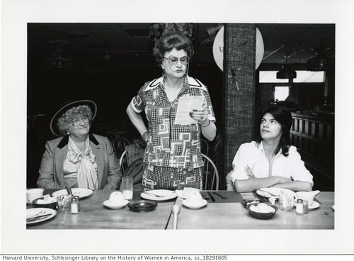 "Download the full-sized image of Fantasia Fair, 1985-1989: ""luncheon seminars"" (1)"
