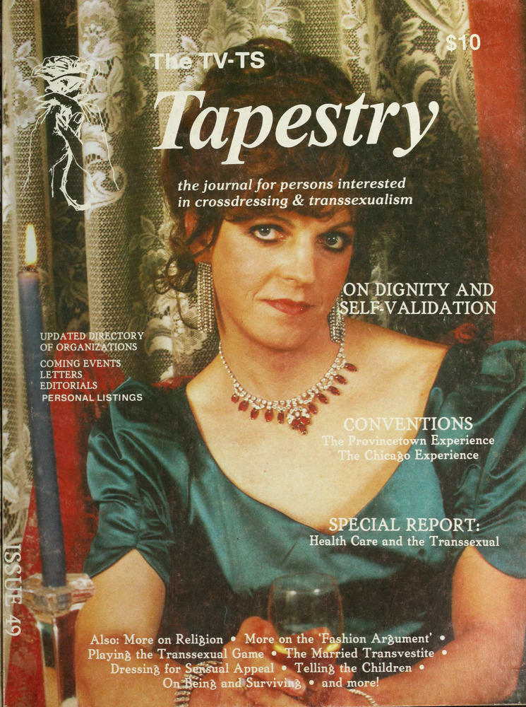 Download the full-sized image of The TV-TS Tapestry Issue 49 (1986)