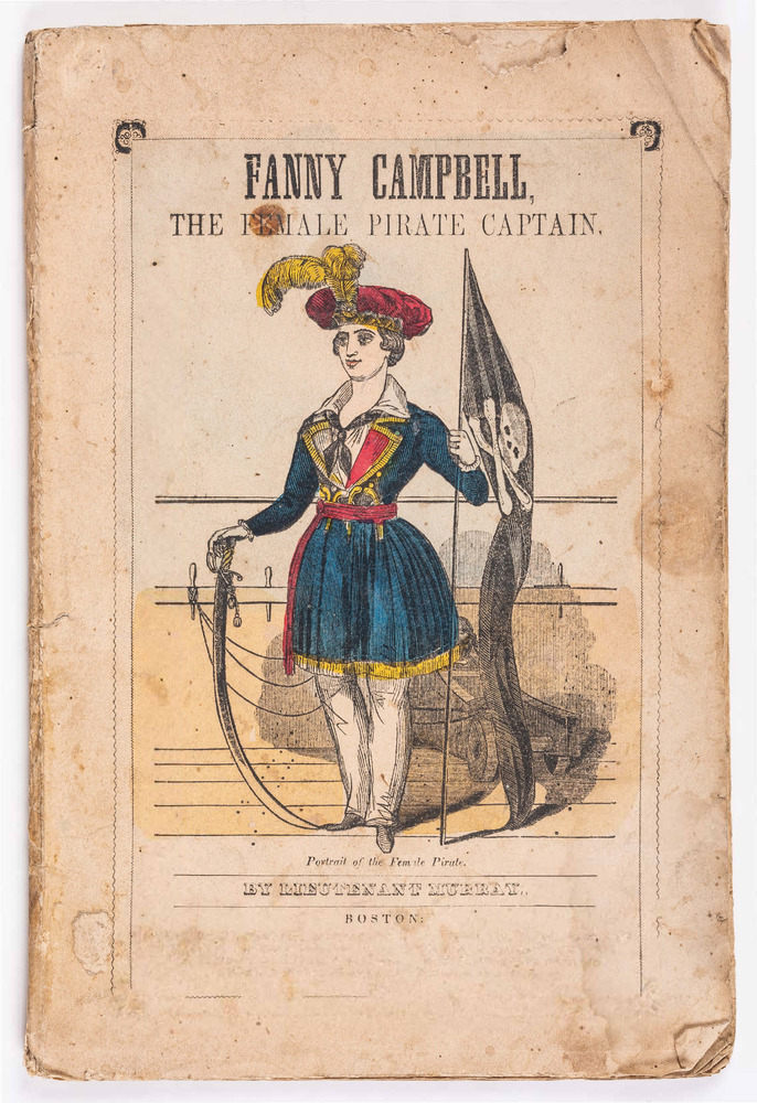 Download the full-sized PDF of Fanny Campbell The Female Pirate Captain: A Tale of The Revolution