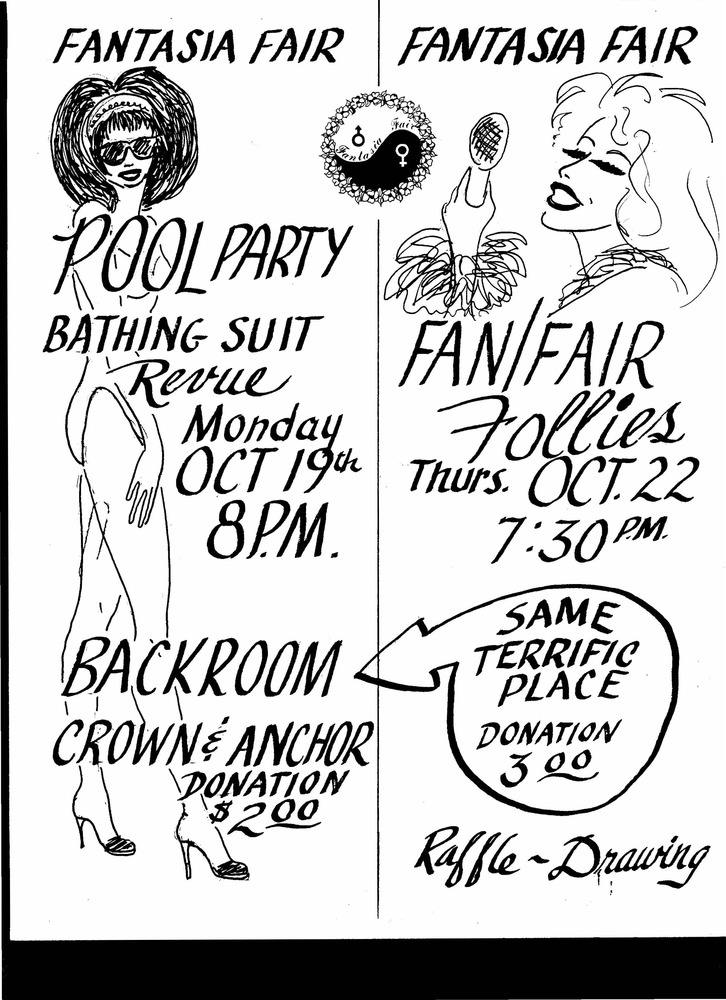 Download the full-sized PDF of Fantasia Fair Pool Party (Oct. 19) and Follies (Oct. 22) Advertisement