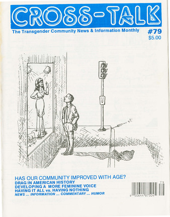 Download the full-sized PDF of Cross-Talk: The Transgender Community News & Information Monthly, No. 79 (May, 1996)