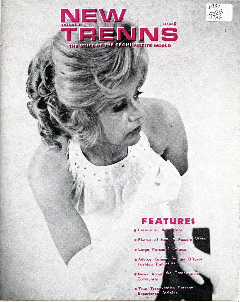 Download the full-sized PDF of New Trenns Magazine Vol. 2 No. 6