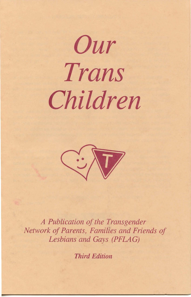 Download the full-sized PDF of Our Trans Children