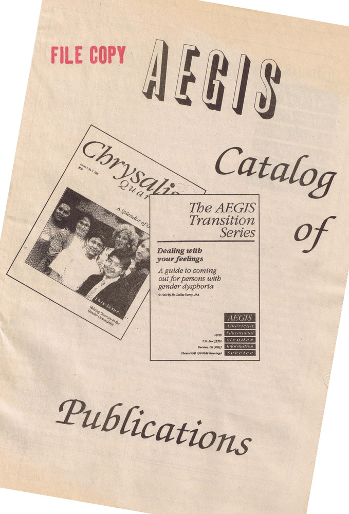 Download the full-sized PDF of AEGIS Catalog of Publications