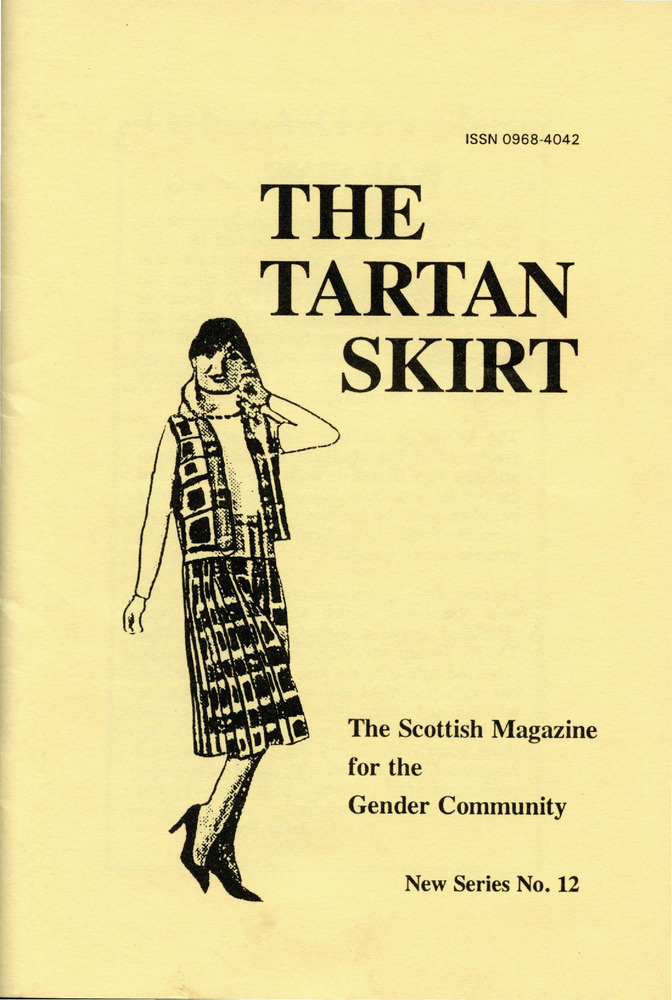 Download the full-sized PDF of The Tartan Skirt: The Scottish Magazine for the Gender Community No. 12 (October 1994)