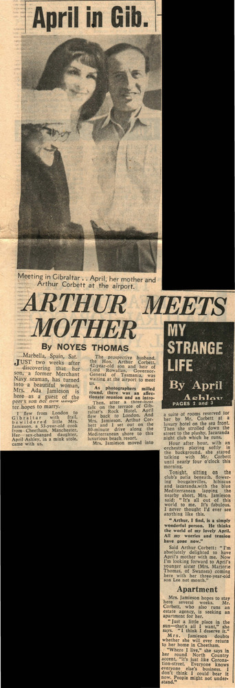 Download the full-sized PDF of Arthur Meets Mother