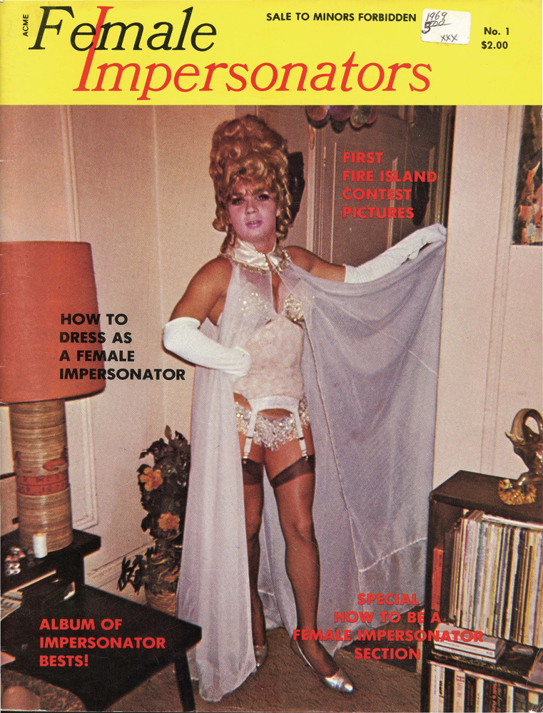 Download the full-sized PDF of Female Impersonators No. 1