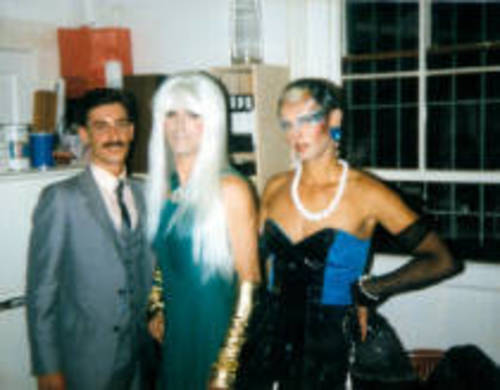 Download the full-sized image of John Canalli (right) in Drag with Friends