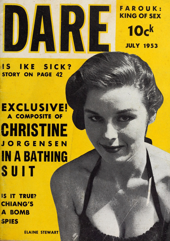 Download the full-sized image of Dare Vol. 1 No. 7 (July 1953)