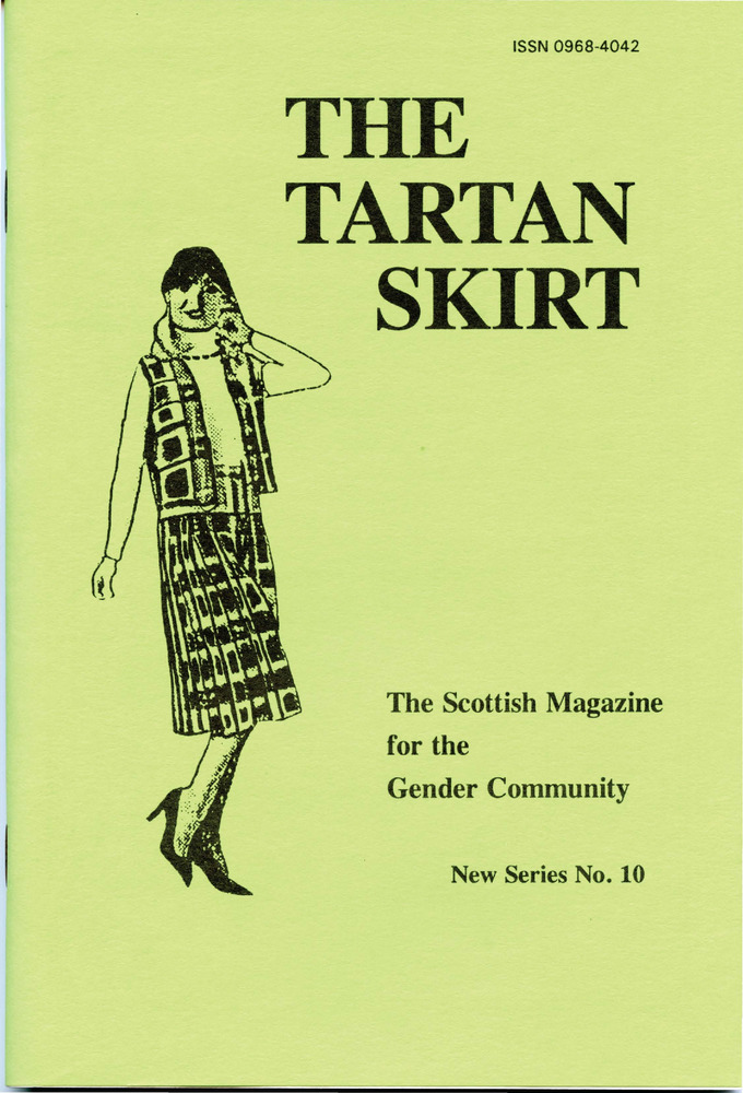 Download the full-sized PDF of The Tartan Skirt: The Scottish Magazine for the Gender Community No. 10 (April 1994)