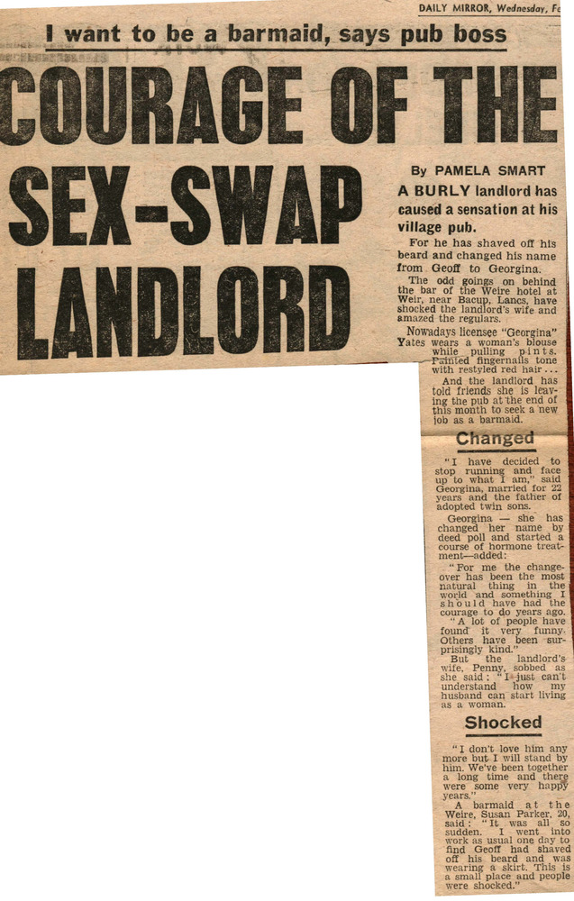 Download the full-sized PDF of Courage of the Sex-Swap Landlord