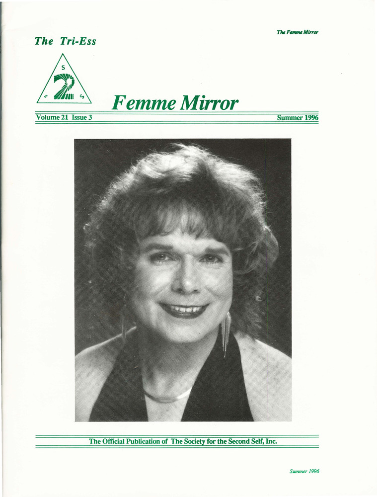 Download the full-sized PDF of Femme Mirror, Vol. 21 Iss. 3 (Summer, 1996)