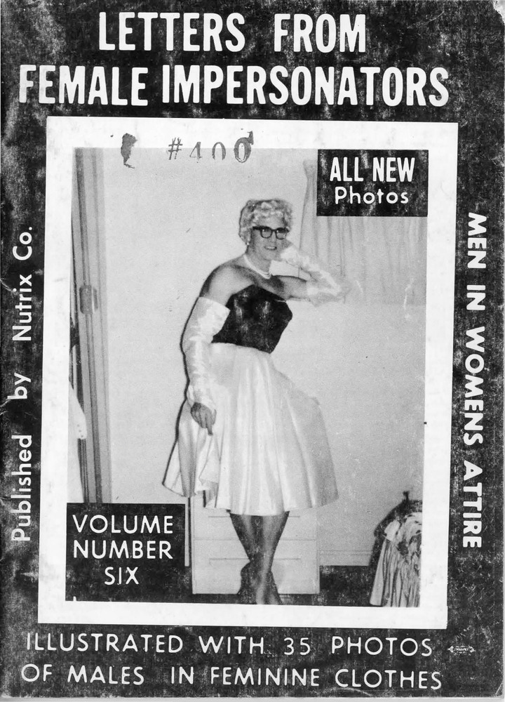 Download the full-sized PDF of Letters from Female Impersonators Vol. 6