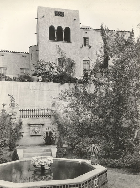 Download the full-sized image of Julian Eltinge's Residence, Pasadena, Cal. (1)