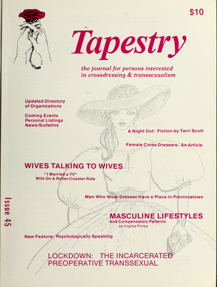 Download the full-sized image of Tapestry Issue 45 (1985)
