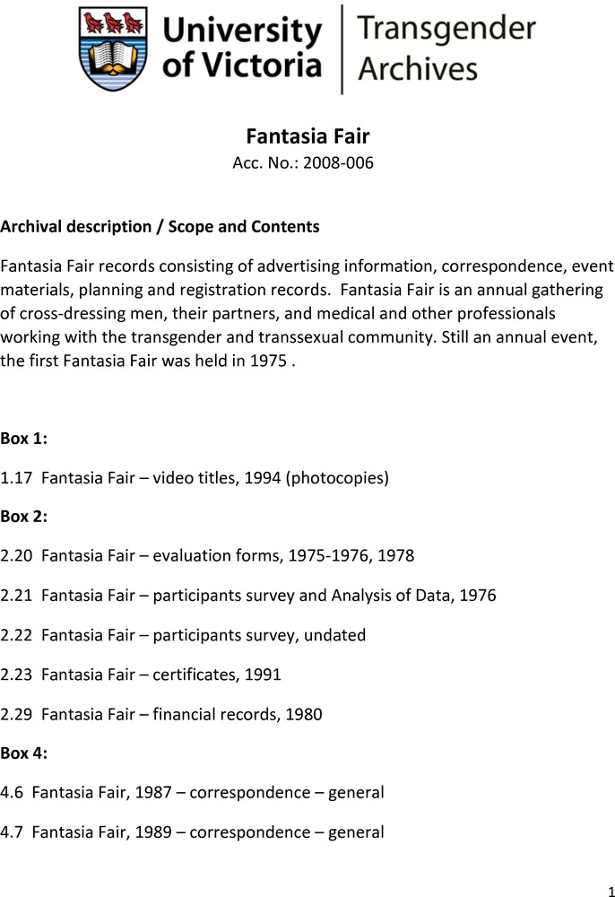 Download the full-sized PDF of Fantasia Fair