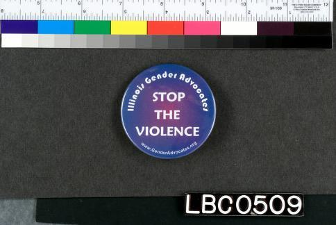 Download the full-sized image of Stop the Violence