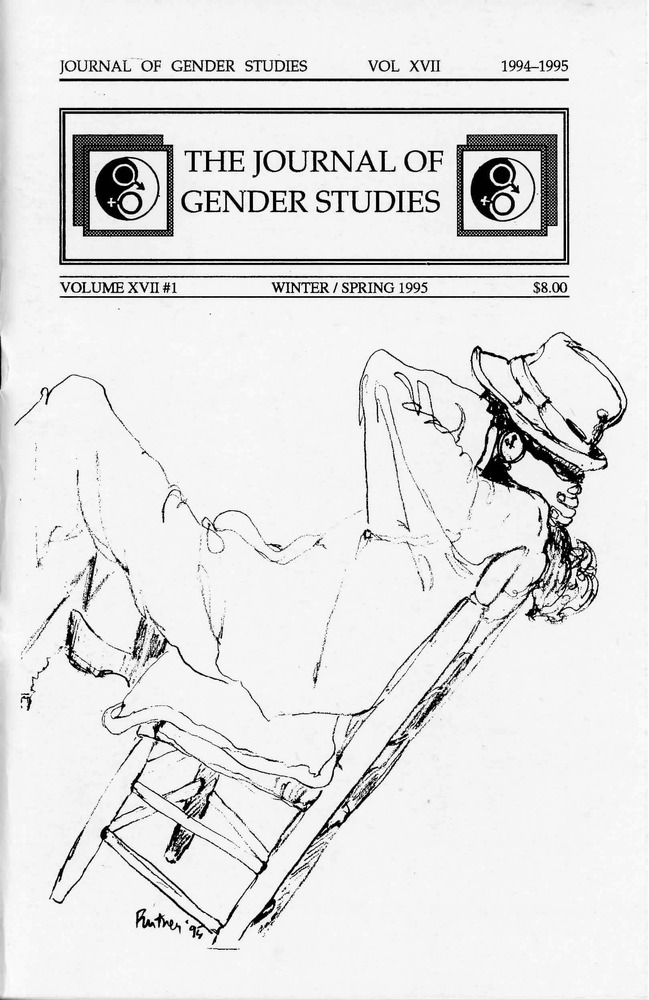 Download the full-sized PDF of The Journal of Gender Studies Vol. 17 No. 1