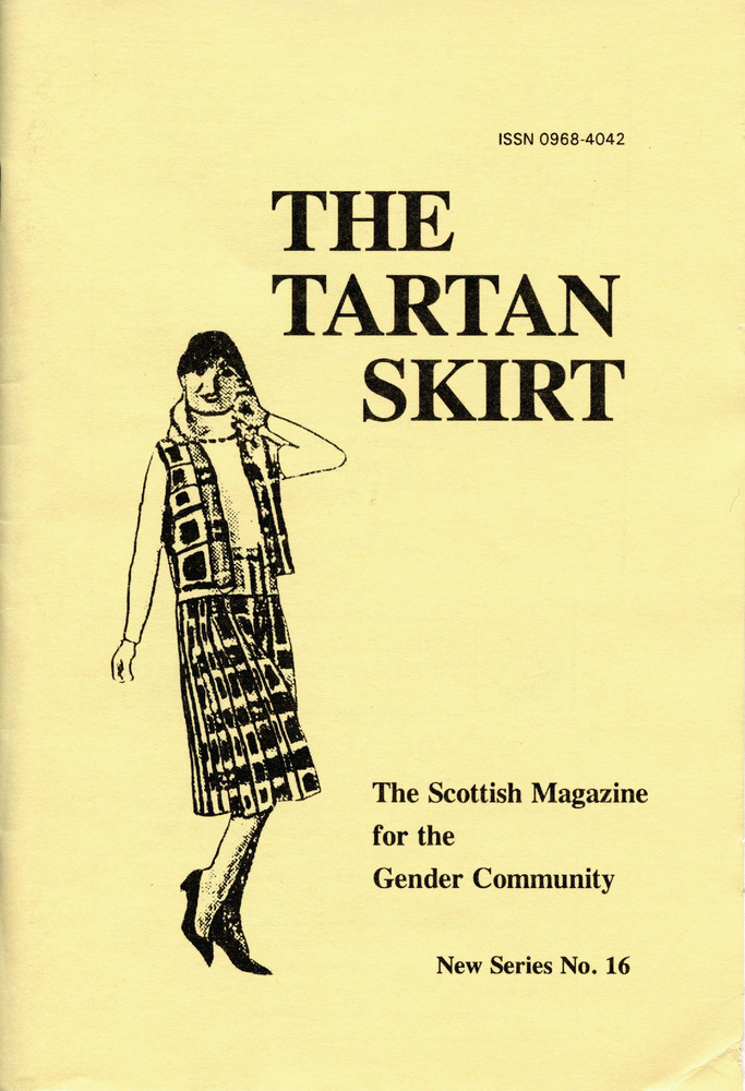 Download the full-sized PDF of The Tartan Skirt: The Scottish Magazine for the Gender Community No. 16 (October 1995)
