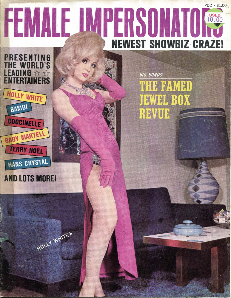 Download the full-sized PDF of Female Impersonators (Summer 1969)