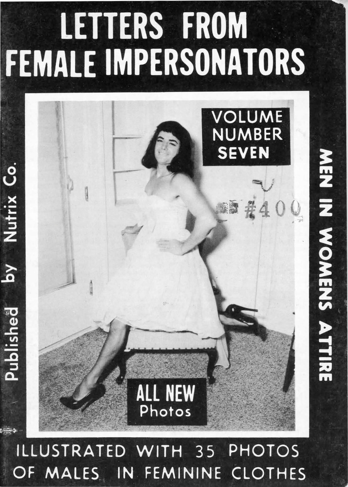 Download the full-sized PDF of Letters from Female Impersonators Vol. 7