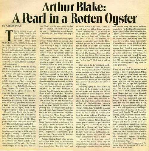 Download the full-sized image of Arthur Blake: A Pearl in a Rotten Oyster