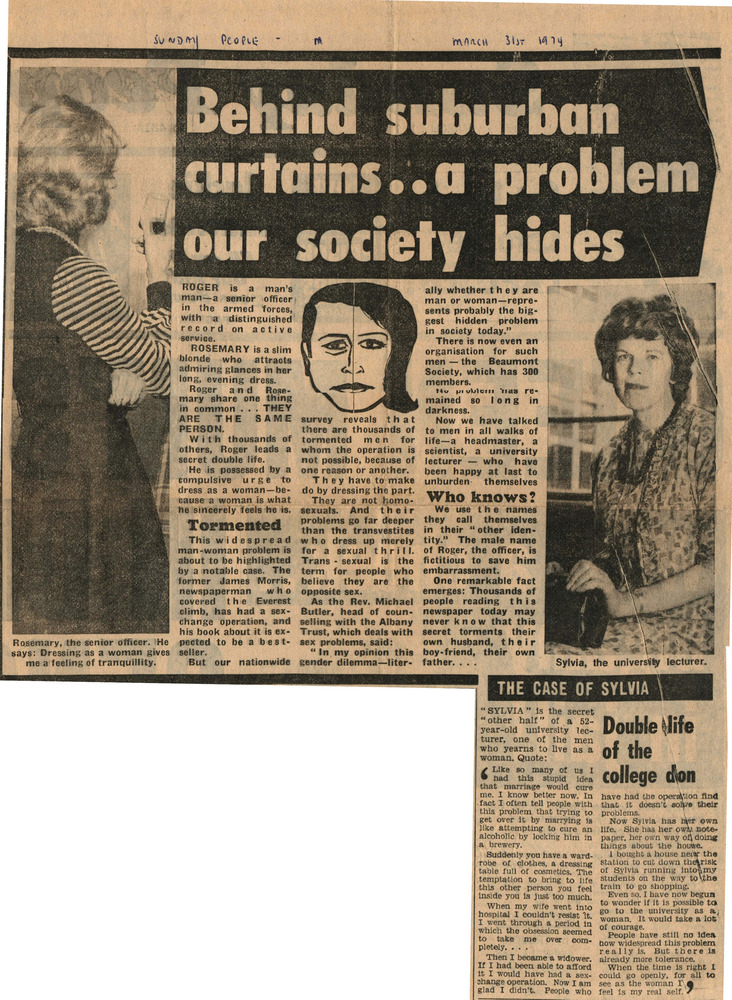 Download the full-sized PDF of Behind Suburban Curtains.. a Problem our Society Hides